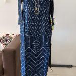 Gaji Silk Kurti – Size 40