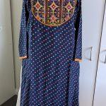 Rayon Bandhani Kurti – Size 46