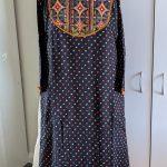 Rayon Bandhani Kurti – Size 48