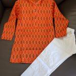 Boys Kurta Pyjama – Size 9
