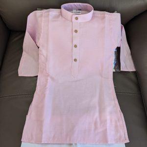Boys Kurta Pyjama – Size 3