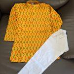 Boys Kurta Pyjama – Size 10