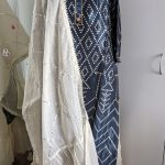 Gaji Silk Sharara Suit – Size 38