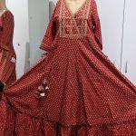 Full Length Cotton Kurti – Size 38