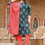 Rayon Three Piece Suit – Size 40