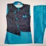 Boys 3 Piece Kurta Pyjama – Size 10
