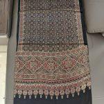 Gaji Silk Stole – Size 22″ x 82″