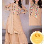 Indian Sharara Suit – Size 40